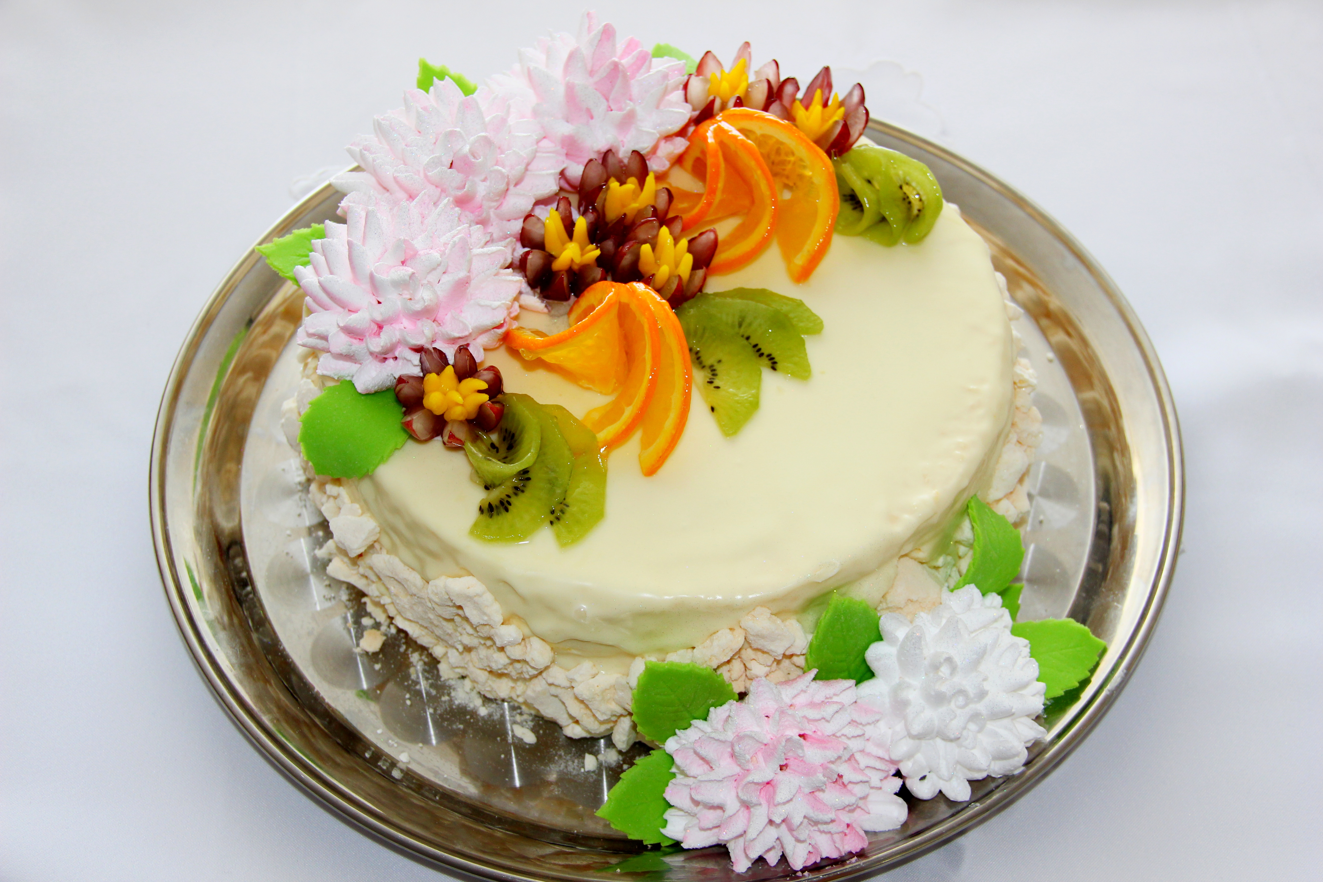 Заказать торт барселона фото 4